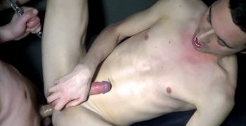 Yohan MICKA Fucks Marc ANTHONY Part Two